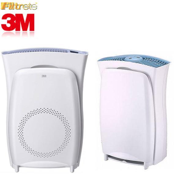 3M 淨呼吸超濾淨型空氣清淨機 (高效版)10坪適用+(進階版) 適用6坪