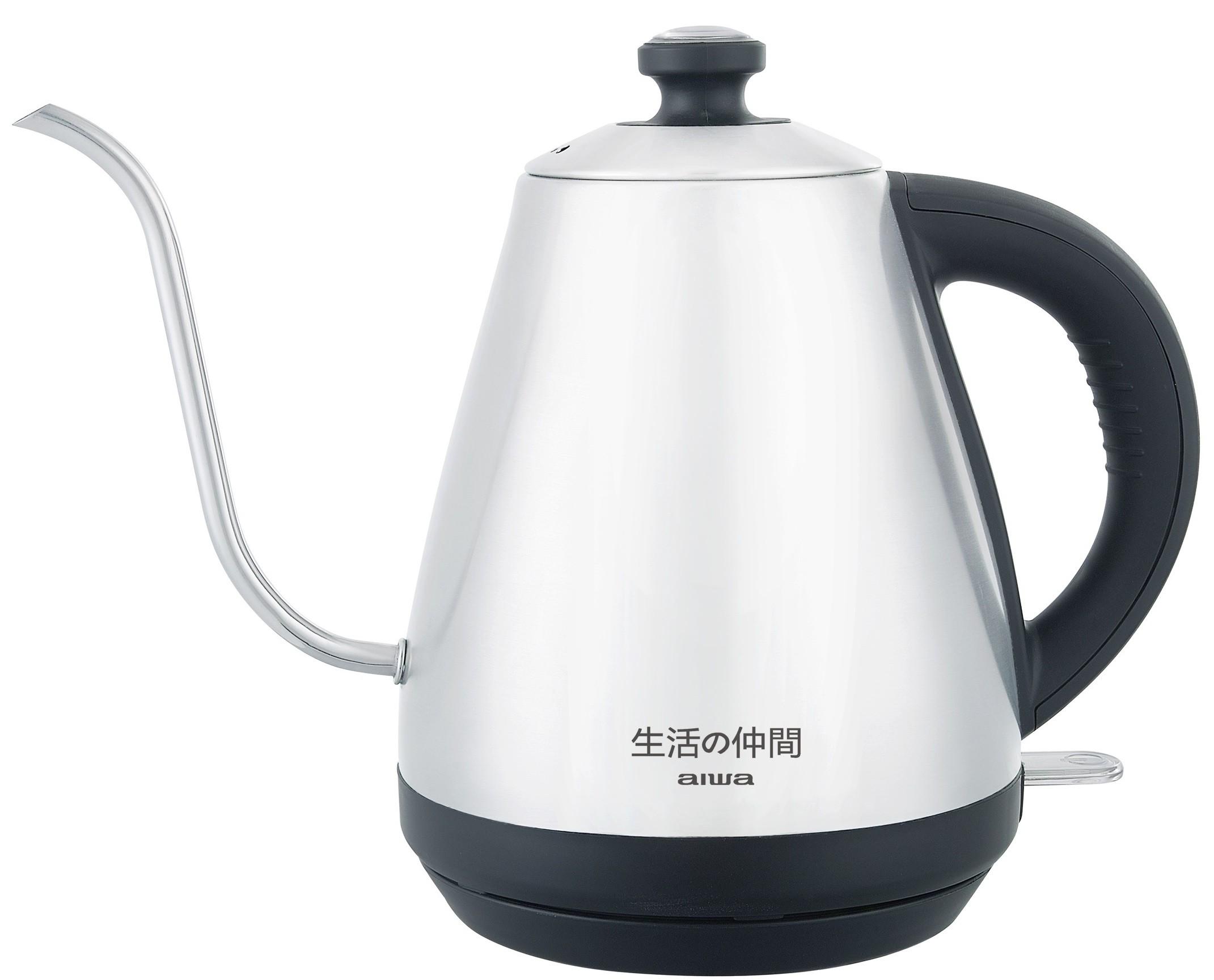AIWA 不鏽鋼咖啡快煮壺 EK110410SR