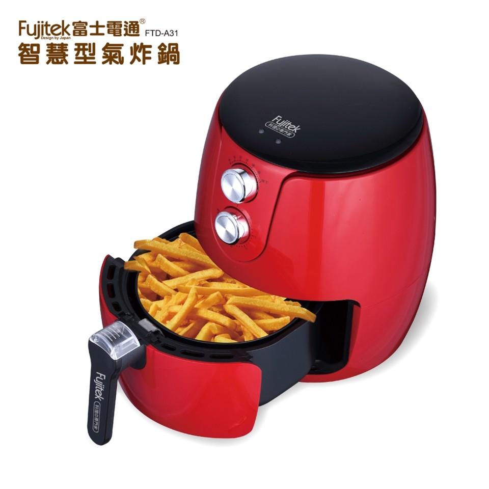 富士電通 Fujitek 3.2L 智慧型氣炸鍋 FTD-A31