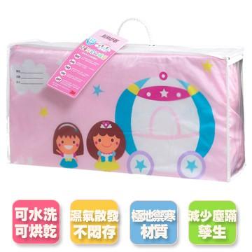 3M  新絲舒眠兒童午安被睡袋 (公主城堡3-6歲適用) 台灣製