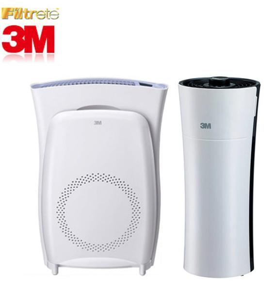 3M 淨呼吸超濾淨型空氣清淨機 (高效版)10坪適用 + 淨巧型-4坪 (FA-X50T) (美安專屬優惠價)