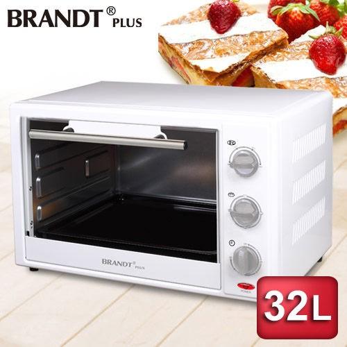 BRANDT白朗 32L高效能旋風烤箱 BO-3201