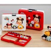 日本 IRIS Ohyama 迪士尼Tsum Tsum 系列手提收納箱 PG-320@2入組 (限匯款)