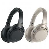SONY WH-1000XM3 藍芽無線降噪耳罩式耳機 (公司貨) 黑色