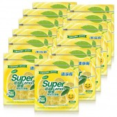 清淨海 超級檸檬環保濃縮洗衣膠囊/洗衣球 (18顆x12包)