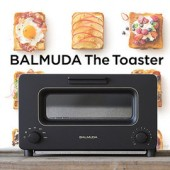 BALMUDA The Toaster 蒸氣烤麵包機 _ 黑色 (K01D-KG)