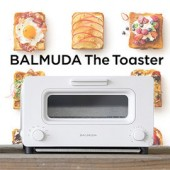 BALMUDA The Toaster 蒸氣烤麵包機 _ 白色 (K01D-WS)