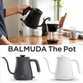 BALMUDA The Pot 手沖壺(黑) K02D-BK