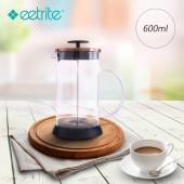 Eetrite伊萃特 法式簡約濾壓壺-黑(600ml) EE-5181181