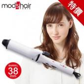 Mods Hair 38mm白晶陶瓷造型捲髮棒 捲棒 _MHI-3846-W-TW