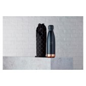 英國 W10 Kensington 肯辛頓雙層不鏽鋼真空保溫瓶 迷霧黑