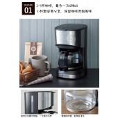 recolte日本麗克特 Home Coffee Stand 經典咖啡機 RHCS-1 (黑)