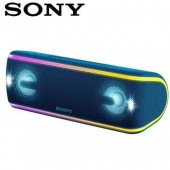 SONY索尼  防水無線藍芽派對喇叭_公司貨 (SRS-XB41) 藍色