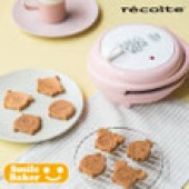 recolte日本麗克特 Smile Baker 微笑鬆餅機 (Disney Tsum Tsum系列)