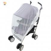 通用型全罩鬆緊帶式兒童推車防蚊罩蚊帳(P508)