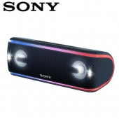 SONY索尼  防水無線藍芽派對喇叭_公司貨 (SRS-XB41) 黑色