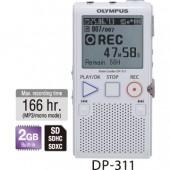 【OLYMPUS】 奧林巴斯 數位錄音筆 DP311