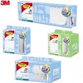 3M 無痕浴室防水收納系列 - 超值四件組