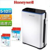 Honeywell 智慧淨化抗敏空氣清淨機HPA-710WTW+HRF-Q710+HRF-L710 (共兩年份濾網)