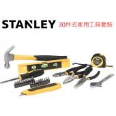 美國 史丹利 STANLEY 30件式家用工具套裝 STHT74982