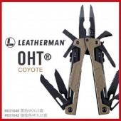 Leatherman OHT 狼棕色工具鉗 #831640黑色尼龍套