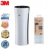 3M 淨呼吸空氣清淨機 淨巧型4坪-FA-X50T (適用至5坪) + 專用濾網含活性碳 (X3050-CA)一片