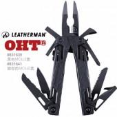 Leatherman OHT 黑色工具鉗  #831641狼棕色尼龍套