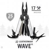 LEATHERMAN WAVE 工具鉗-黑銀限定款 #832458