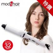 Mods Hair 32mm白晶陶瓷造型捲髮棒 捲棒_MHI-3246-W-TW